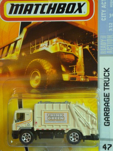 Mattel Matchbox City Action Truck - 6