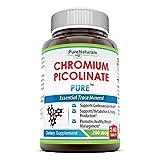 Cheap Pure Naturals Chromium Picolinate Supplement, 200 Mcg, 240 Count
