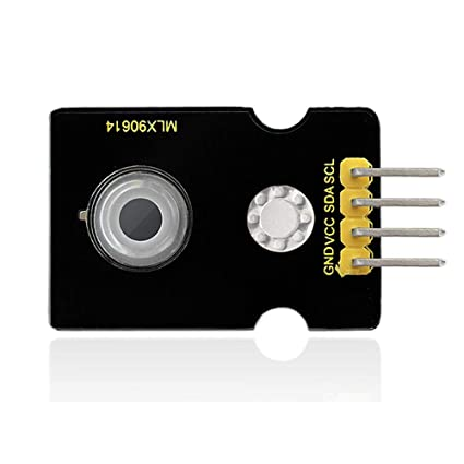 Amazon.com : keyestudio Mlx90614 Contactless Temperature Sensor Module for Arduino : Camera & Photo