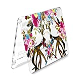Lex Altern Clear Case for Apple MacBook Air 13 Mac