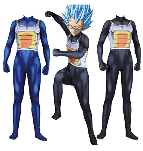 Halloween Adult Kids Dragon Ball Z Vegeta