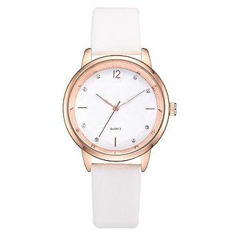 HZBIOK Reloj Mujer Relojes De Moda De Las Mujeres Retro ...