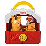 : Fisher-Price Amazing Animals Stable Friends Tote