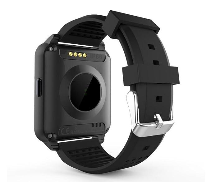 lincass F2 1,55 pantalla IPS de mtk2502 Smart Watch ...