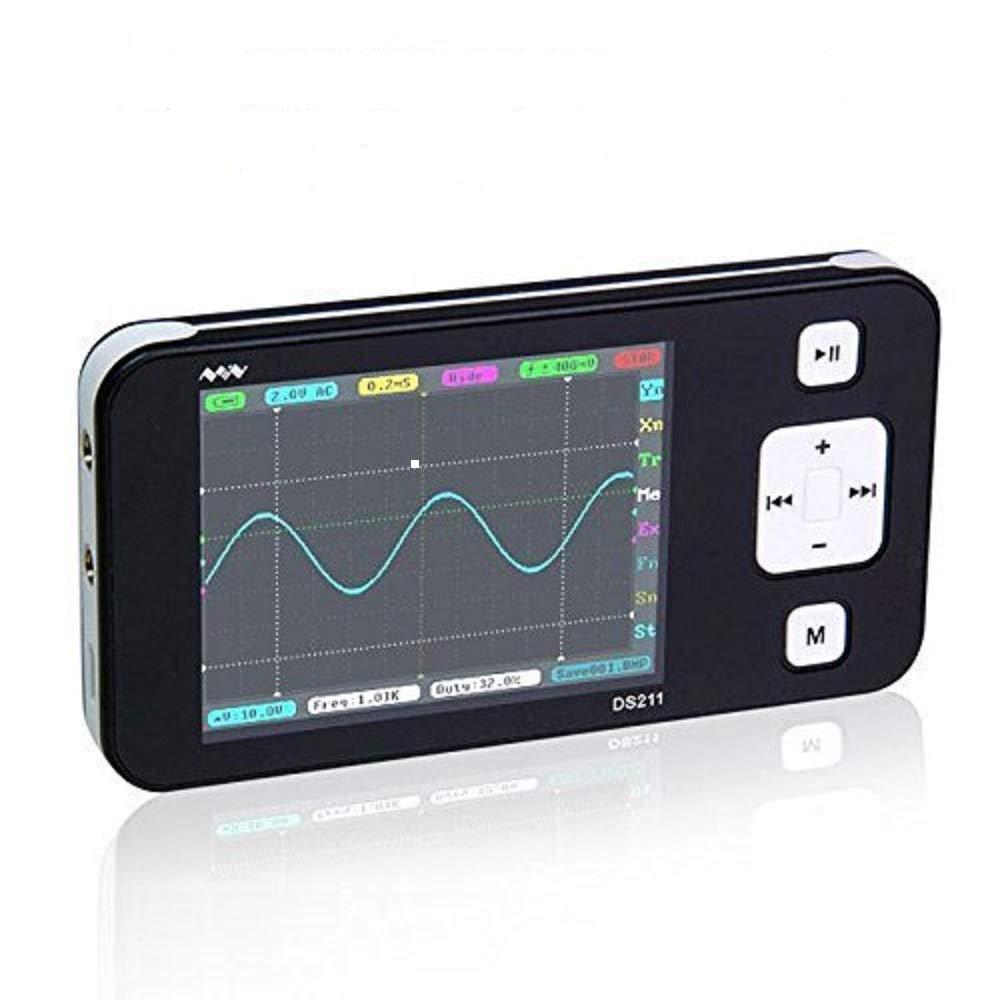 Portable Handheld Pocket-Sized Nano Digital Storage Oscilloscope