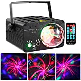 LED Stage Lights RGB Mixed Effects Laser Magic Ball