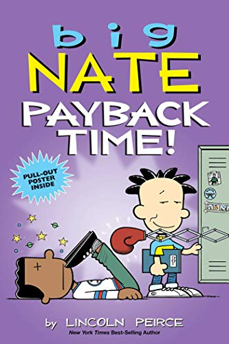Pdf Graphic Novels Big Nate: Payback Time!