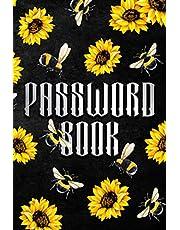 Password Book: Account Password Notebook Organizer and Password Recording Book