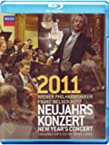 New Year's Day Concert 2011 [Blu-ray] [Import]