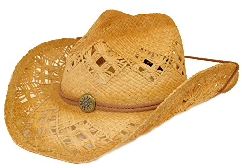 Western Hat / Tea Stain /...