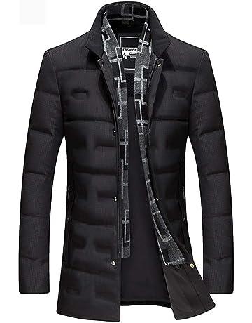 1ae12809ac1 SUA ONG Winter Unisex Down Jackets Detachable Fur Collar Hooded Coat Warm  Outwear Women Men Thick