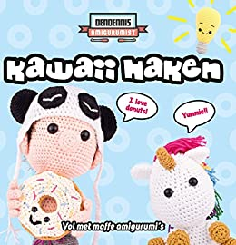 Amazoncom Kawaii Haken Superschattige Amigurumis Haken Dutch