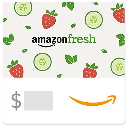 Amazon eGift Card - Amazon Fresh Fruit