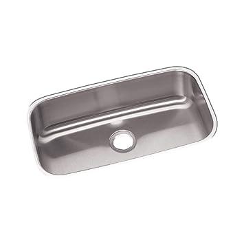 Dayton DXUH2816 Single Bowl Undermount Stainless Steel Sink