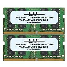 8GB Memory upgrade for Intel NUC - NUC6I5SYH
