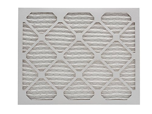 [해외]Aerostar Pleated Air Filter, MERV 8, 16x25x1, 6 팩, 미국산/Aerostar Pleated Air Filter, MERV 8, 16x25x1, Pack of 6, Made in the USA