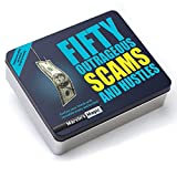 Marvin's Magic Fifty Outrageous Scams and Hustles in a Tin case