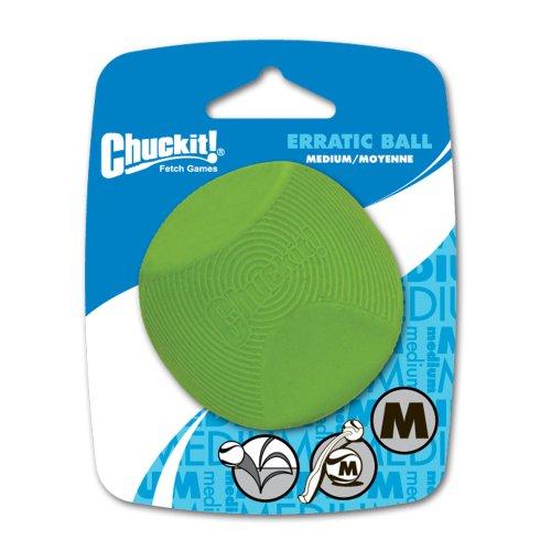 Petmate Erratic Ball, Medium, 2-1/2-Inch, 1-Pack