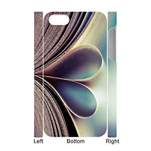 3D Bumper Plastic Case Of Heart customized case For iPhone 6 4.7