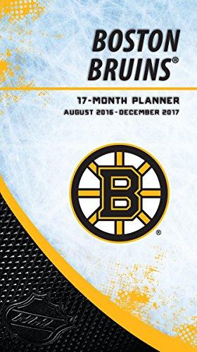 Price comparison product image Turner Licensing Sport 2017 Boston Bruins 17 Month Planner (17998890600)