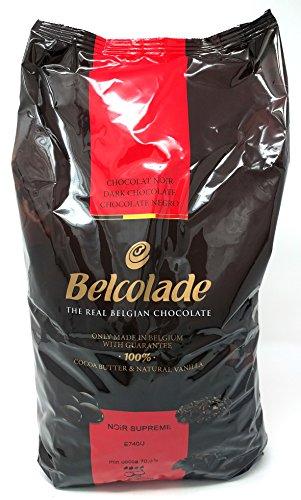 """Belcolade 70.5% """"Noir Supreme"""" 5kg Bag"""