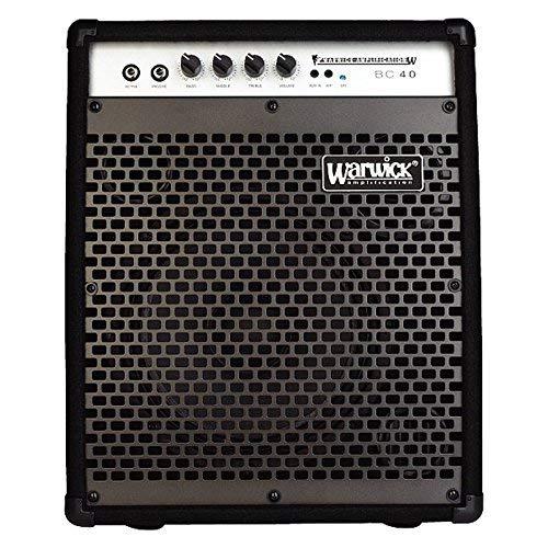 - BC 40 Bass Combo Amp 10