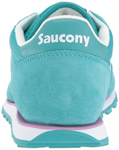 Chaussures Femme de White Blue Original Jazz Cross Saucony gEq4PvxOwn