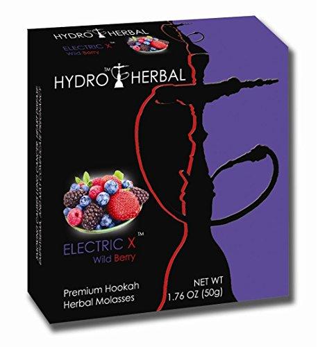 (Hydro Herbal Hookah Molasses, Wild Berry)