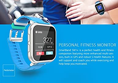 Amazon.com: SmartWatch Plus SW1, Borofone Bluetooth Smart Watch [Phone with Camera] Touch Screen for IOS Iphone Android Smartphone - Gold: Cell Phones & ...