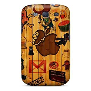 Anti-scratch And Shatterproof Social Collage Phone For Case Iphone 4/4S Cover High Quality PC Case