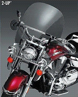 Yamaha V-Star 1100 Classic Switchblade 2UP Windshield