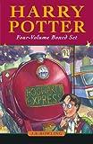 Harry Potter Boxed Set (Volumes 1-4): Paperback boxed set