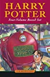 Harry Potter Boxed Set (Volumes 1-4)