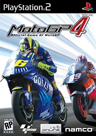 Amazon Com Moto Gp 4 Playstation 2 Artist Not Provided Video Games