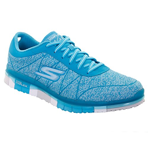 Go turchese Flex Skechers Donna Turchese Ability Sneaker 4YWAdwq