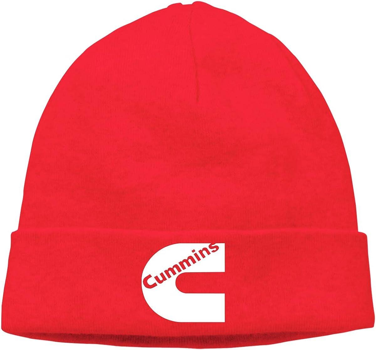 Gaoger Mens /& Womens Cummins Skull Beanie Hats Winter Knitted Caps Soft Warm Ski Hat Black