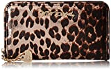 Betsey Johnson Women's Leopard Wallet, One Size