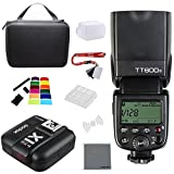 Fomito Godox Thinklite TT600S 2.4G Wireless GN60 Master/Slave Camera Flash Speedlite with Godox X1T-S Remote Trigger Transmitter for Sony A7 A7R A7S A7II A7RII A58 A99 A6000 Camera