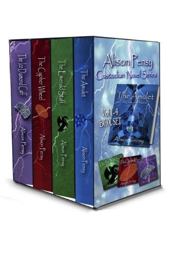 (Custodian Novels Boxed Set, Books 1 - 4)