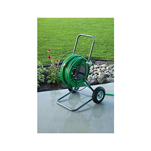 Yard Butler HT-2EZ 2 Wheeled Hose Reel Cart