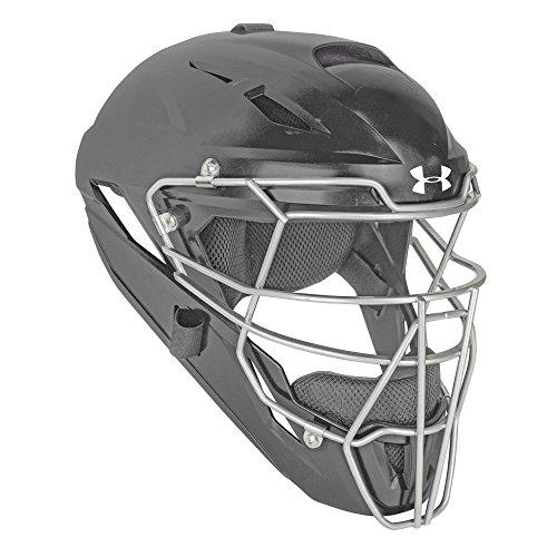 Tack Matte - Under Armour Converge Tack Matte Adult Baseball/Softball Catcher's Helmet
