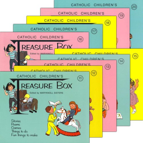 Treasure Box Set Books 11 - 20 (Catholic Children's Treasure Box)