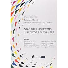 Startups. Aspectos Jurídicos Relevantes. 2018