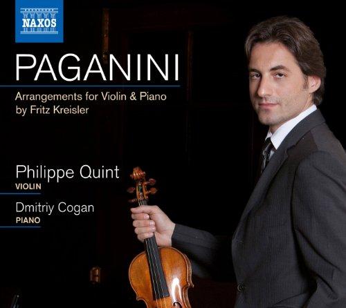 Paganini, arr. Kreisler: La campanella - Le streghe - Variations