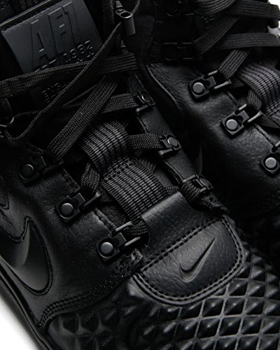 Nike Kid's LF1 Duckboot 17 GS, Black/Black-Anthracite, Youth Size 4.5 by Nike (Image #5)