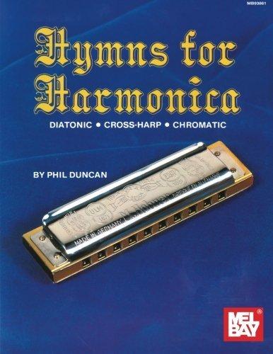Free Mel Bay's Hymns for Harmonica