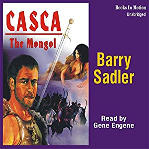 Casca: The Mongol: Casca Series #22 Audiobook