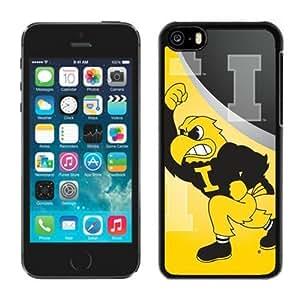 Customized Iphone 5c Case Ncaa Big Ten Conference Iowa Hawkeyes 9 by runtopwell