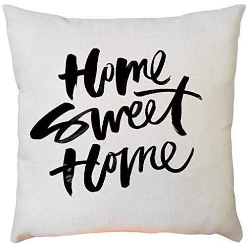 - Mother's Pillow case,EOWEO Happy Mother's Day Sofa Bed Home Decoration Festival Pillow Case Cushion Cover(43cm×43cm,F)