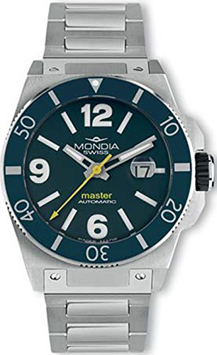 MONDIA SWISS MASTER Men's watches MS 200-2BL-BM